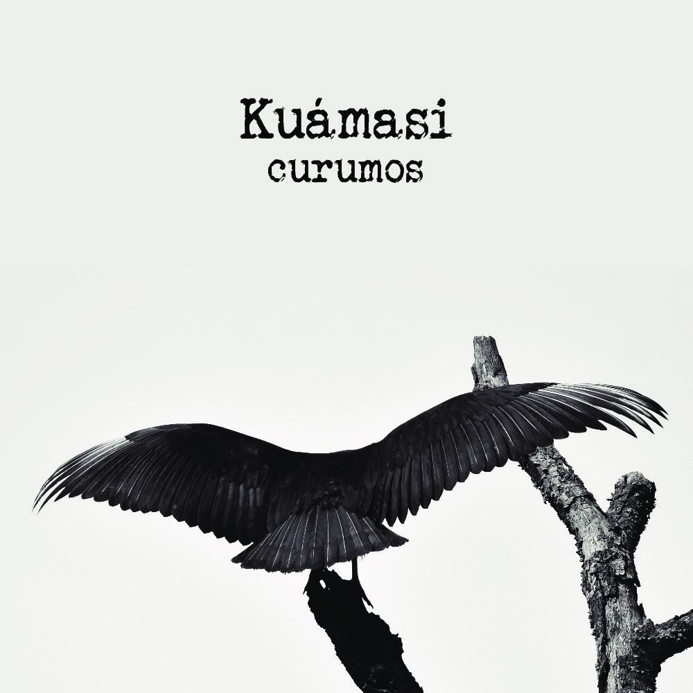 Portada del album Curumos de Kuámasi